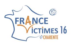 Logo de l'association France Victimes Charente 16
