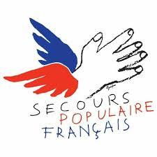 Logo de l'association Secours Populaire français / Fédération de la Charente
