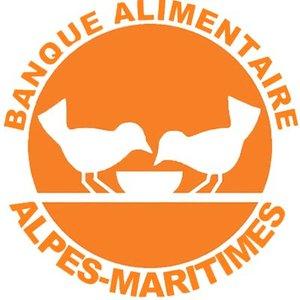 Logo de l'association BANQUE ALIMENTAIRE DES ALPES-MARITIMES