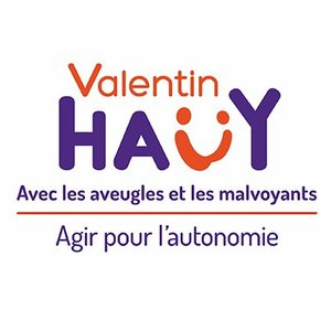 Logo de l'association ASSOCIATION VALENTIN HAÜY