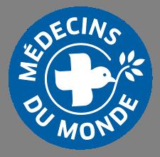 Logo de l'association MEDECINS DU MONDE