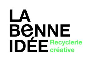 Logo de l'association RECYCLERIE LA BENNE IDEE