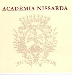 Logo de l'association ACADEMIA NISSARDA