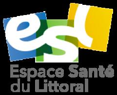 Logo de l'association Espace Santé du Littoral