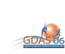 Logo de l'association GYM DANTE ATHLE SANTE 06