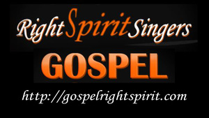 Logo de l'association RIGHT SPIRIT GOSPEL Singers