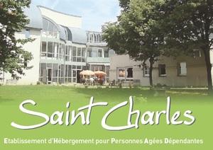 Logo de l'association EHPAD St Charles