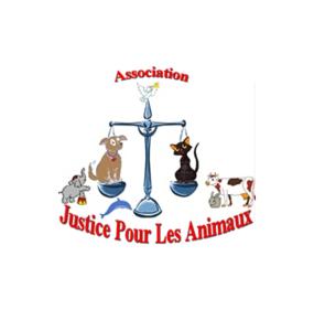 Logo de l'association A.J.P.L.A. - ASSOCIATION JUSTICE POUR LES ANIMAUX