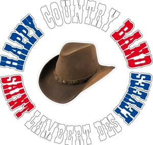 Logo de l'association HAPPY COUNTRY BAND
