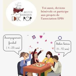 Logo de l'association Association EPIS