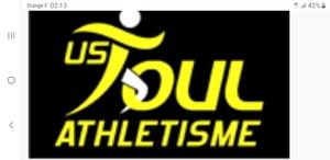 Logo de l'association Us toul athlétisme