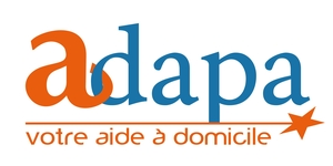Logo de l'association ADAPA