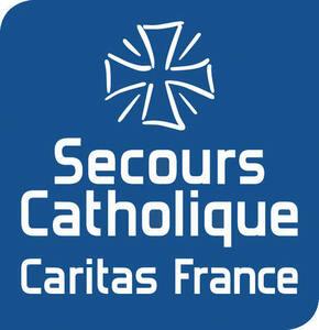 Logo de l'association SECOURS CATHOLIQUE