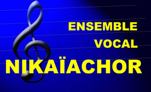 Logo de l'association ENSEMBLE VOCAL NIKAIACHOR