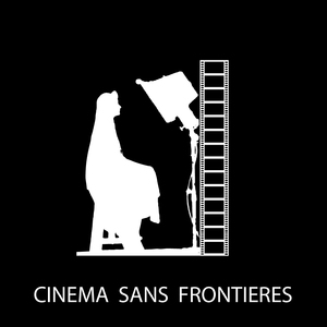 Logo de l'association CSF - CINEMA SANS FRONTIERES