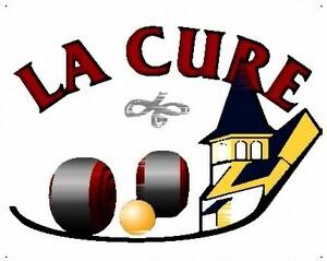 Logo de l'association SOCIETE DE SAINT-FLORENT LA CURE CERCLE DE BOULE DE FORT