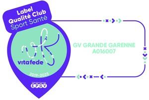 Logo de l'association Gym Volontaire Grande Garenne