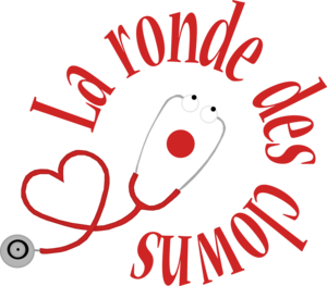 Logo de l'association La ronde des clowns