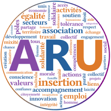 Logo de l'association ARU