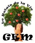 """Logo de l'association Groupe d'Entraide Mutuelle """" Le Relais de la Vie"""""""
