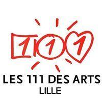 Logo de l'association LES 111 DES ARTS LILLE
