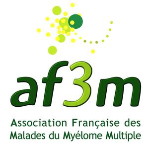 Logo de l'association ASSOCIATION FRANCAISE DES MALADES DU MYELOME MULTIPLE - AF3M
