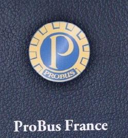 Logo de l'association PROBUS NICE RIVIERA