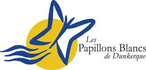 Logo de l'association Papillons Blancs de Dunkerque