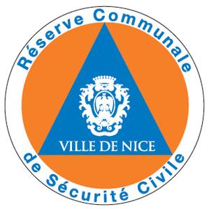 Logo de l'association Réserve Communale de Sécurité Civile Nice