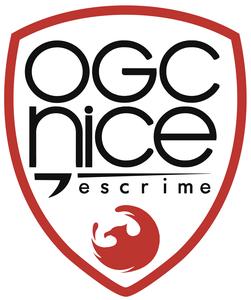 Logo de l'association OGC NICE ESCRIME