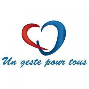 Logo de l'association UN GESTE POUR TOUS