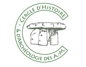 Logo de l'association Cercle d'Histoire et d'Archéologie des Alpes-Maritimes