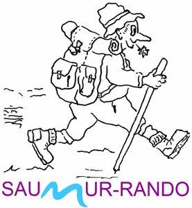 Logo de l'association SAUMUR RANDO