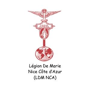 Logo de l'association Légion de Marie Nice Côte d'Azur