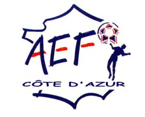 Logo de l'association Amicale des Educateurs Football Côte d'Azur