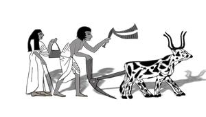 Logo de l'association Terre du Nil