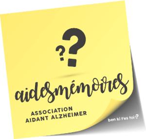 Logo de l'association Aidesmemoires
