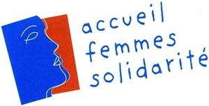 Logo de l'association ACCUEIL FEMMES SOLIDARITE