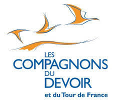 Logo de l'association Association ouvrière des compagnons du devoir et du Tour de France