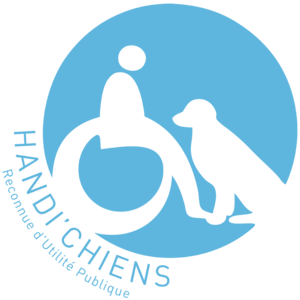Logo de l'association HANDICHIENS
