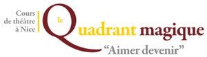 Logo de l'association LE QUADRANT MAGIQUE