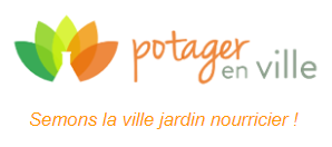 Logo de l'association POTAGER EN VILLE POINT GREEN