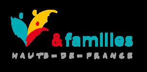 Logo de l'association VACANCES ET FAMILLES Haut de France