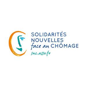 Logo de l'association Solidarités nouvelles face au chômage - Groupe de Nice