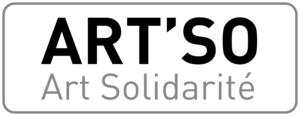 Logo de l'association Art'So - Art Solidarité