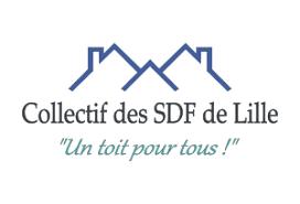 Logo de l'association collectif des sdf