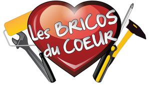 Logo de l'association Les Bricos du Cœur