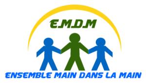 Logo de l'association ENSEMBLE MAIN DANS LA MAIN