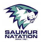 Logo de l'association SAUMUR NATATION