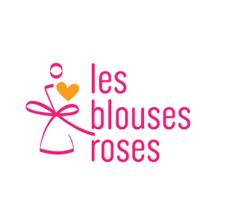Logo de l'association LES BLOUSES ROSES  - ANIMATION LOISIRS A L'HOPITAL ALH